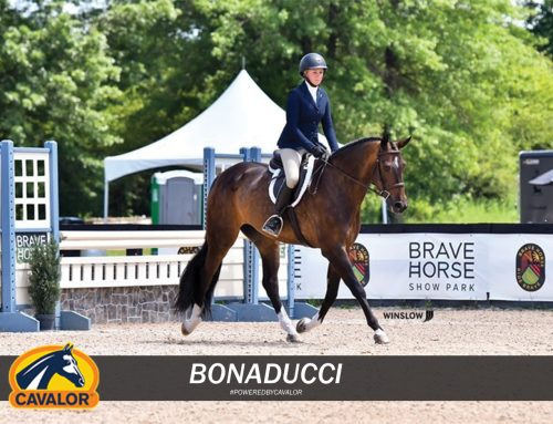 Friday Spotlight: Bonaducci! Learn what fuels this hunter!